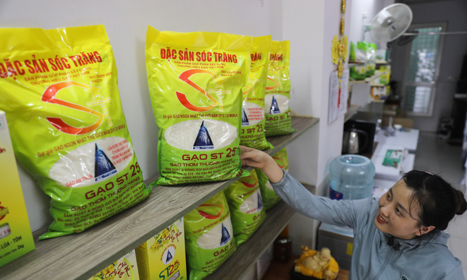 Vietnam might lose entry to global rice contest