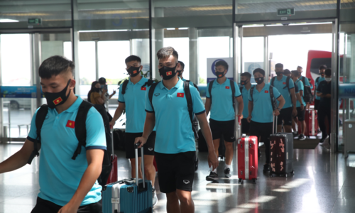 Bamboo Airways accompanies Vietnam national football team to 2022 World Cup