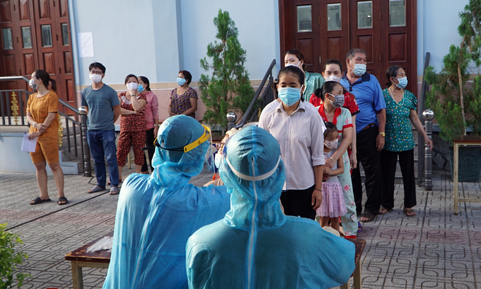 HCMC tests 50,000 in vicinity of Covid-hit Christian mission