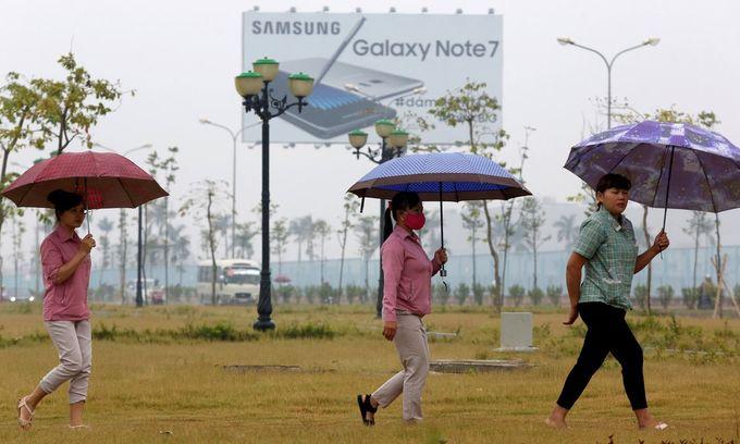 Vietnam coronavirus outbreak threatens to disrupt tech supply chain