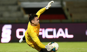 Vietnam's number one keeper to miss World Cup qualifiers