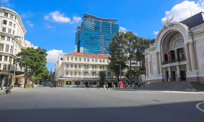 HCMC imposes two-week social distancing