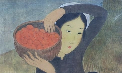 Mai Trung Thu paintings to be displayed at French exhibition