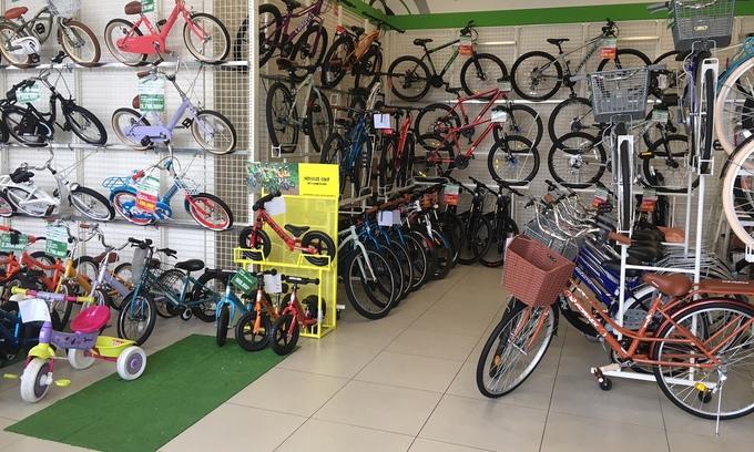 Pandemic sends bicycle demand zooming
