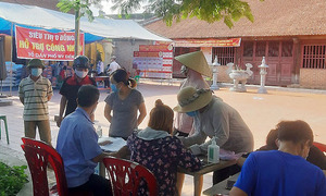 'Zero supermarkets' sprout in epicenter Bac Giang Province