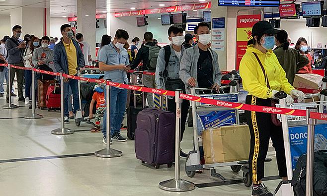 Sri Lanka, Bahrain suspend entry of visitors from Vietnam over new Covid strain