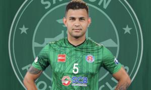 Brazilian defender complains to football federation about Saigon FC training ban