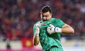 Without Lam, Vietnam's goalkeepers-in-waiting have big shoes to fill