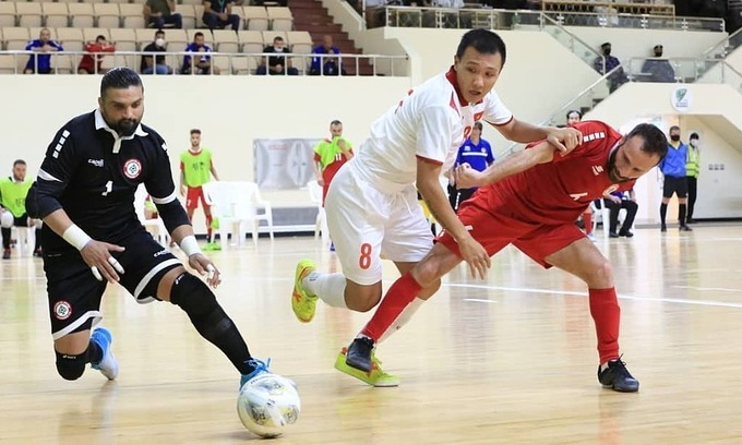 Vietnam drawn into tough group at Futsal World Cup