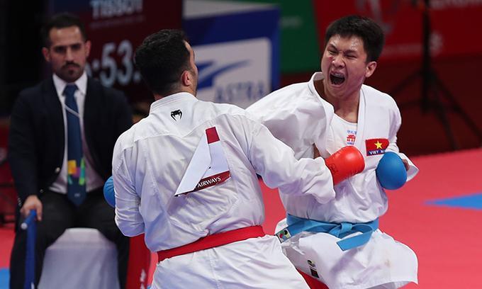 Vietnamese karate waves goodbye to Olympic dream amid Covid-19
