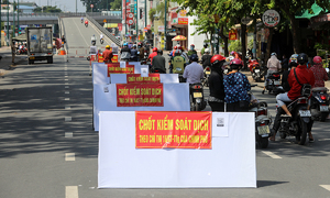 Vietnam's Covid-19 tally tops 200 for 10th straight day