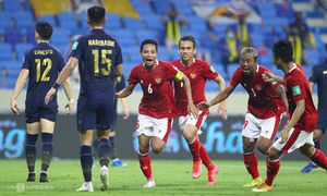 Indonesia coach confident of defeating Vietnam in World Cup qualifiers