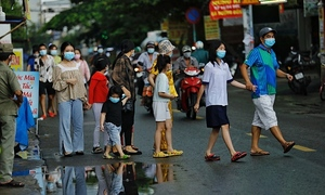 Saigonese rattled as coronavirus returns with vengeance