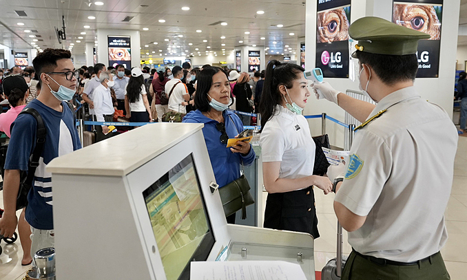 UAE, Oman ban entry of travelers from Vietnam