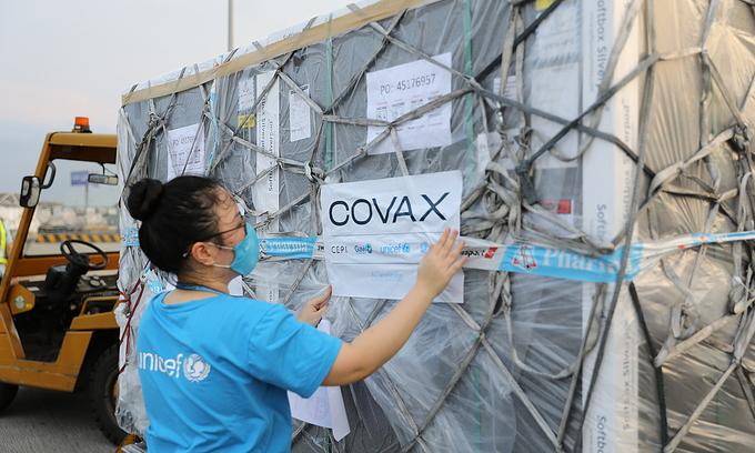 WHO warns of June-July Covax doses shortfall