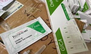 Vietnam warns against use of unregulated Covid-19 test kits
