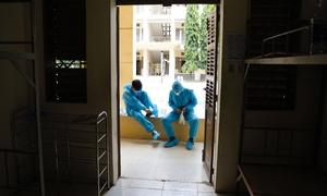 Vietnam's latest coronavirus wave has peaked, says number-cruncher