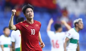 Vietnam claim 4-0 victory over Indonesia at World Cup qualifiers