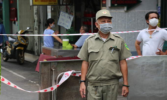 HCMC becomes third worst-hit locality in new coronavirus wave