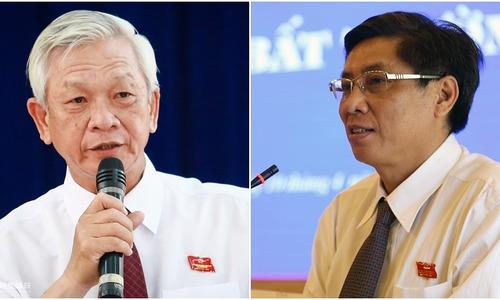 Former Khanh Hoa chairmen arrested over land management violations