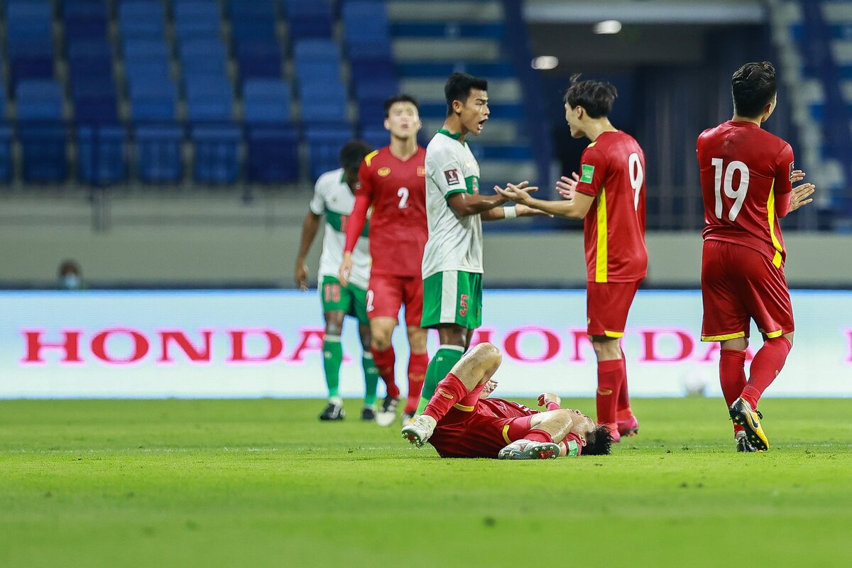 Indonesia aim for jugular in World Cup qualifier with Vietnam