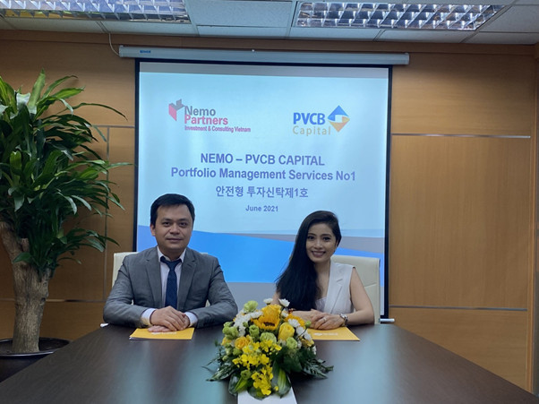 The cooperation would bring more finance products and services for Korean investors. Photo by PVCB Capital.