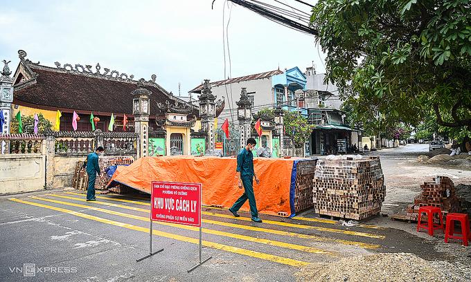 Coronavirus breach at Bac Ninh firm fuels new hotspot