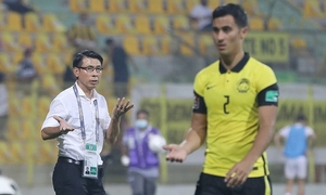 Malaysia coach seeks to exploit every opportunity against Vietnam
