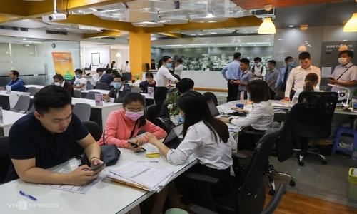 Investors enraged as HCMC stock exchange's broken trading system causes losses