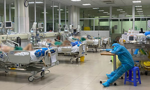 On coronavirus frontlines, it's an emotional rollercoaster for medics