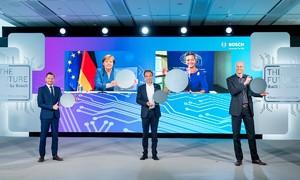 Bosch opens $1.2 bln wafer fab in Germany