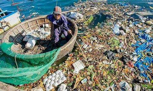 Stop the flow of Vietnam's plastics into oceans