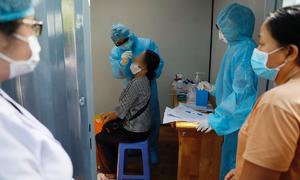HCMC to test people with coronavirus symptoms