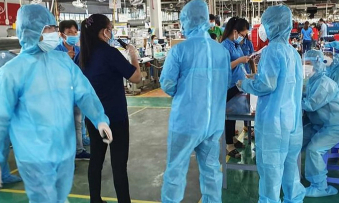 South Korean footwear maker suspends 3,500 workers over Covid-19 cases