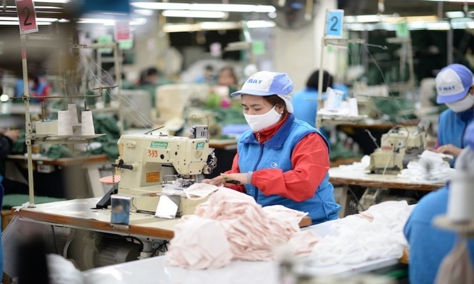 China to become major buyer of Vietnam's garments