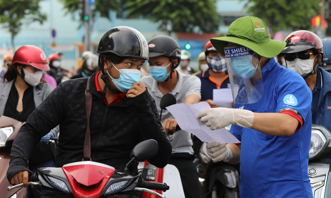 HCMC detects four new Covid clusters with unidentified transmission sources