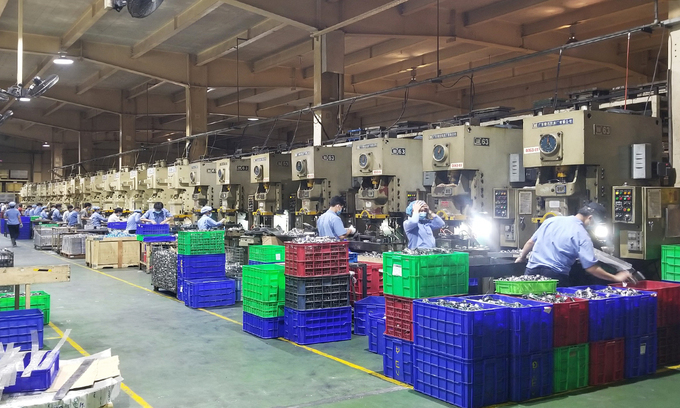 HCMC factories plan to keep production going amid Covid-19 isolation