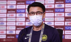 Malaysia confident ahead of Vietnam clash