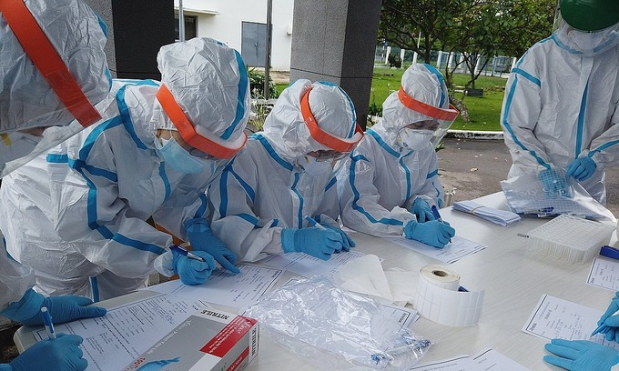 Vietnam's Covid infection tally crosses 10,000