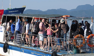More beach destinations ease social restrictions