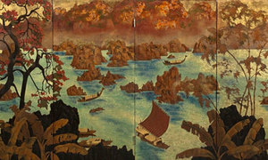 Vietnamese painting fetches $1 million at French auction