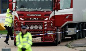 Italian police arrest man allegedly involved in Vietnamese truck deaths