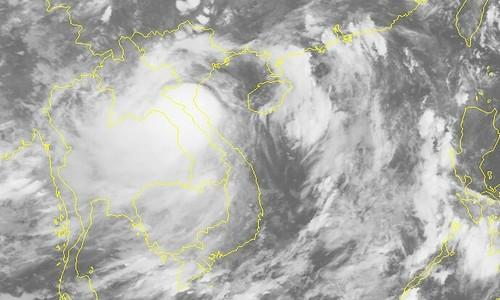 Storm Koguma weakens hours after hitting northern Vietnam