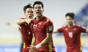 Chances of Vietnam entering final World Cup qualifiers are 99.2 pct