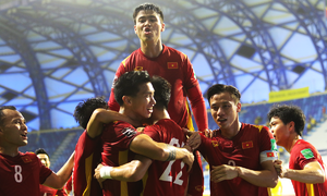Vietnamese men move up in FIFA ranking