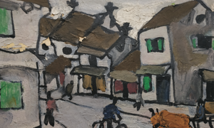 Bui Xuan Phai's paintings to go under hammer in Singapore