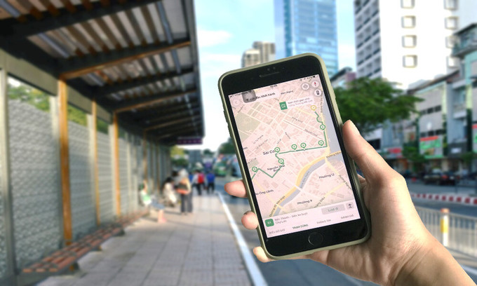 Public transit app bags $1.5 mln investment from Vietnamese corp