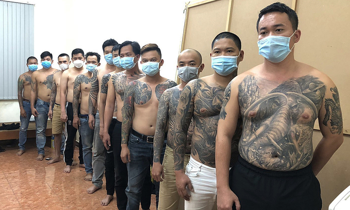 Saigon gang leaders arrested for running $65 mln football betting ring