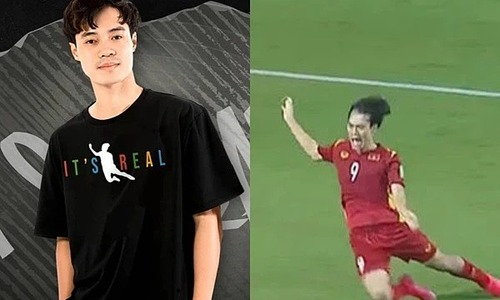 National forward releases parody T-shirt of viral fall against Malaysia
