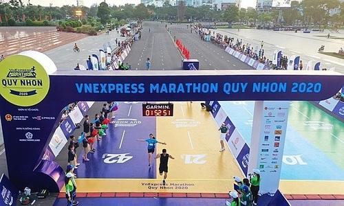 'Sparkling Quy Nhon' marathon postponed again